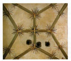 Gewölbe im Glockentor Foto Gerhard Zeller001