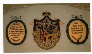 Württembergisches Wappen Foto Gerhard Zeller001