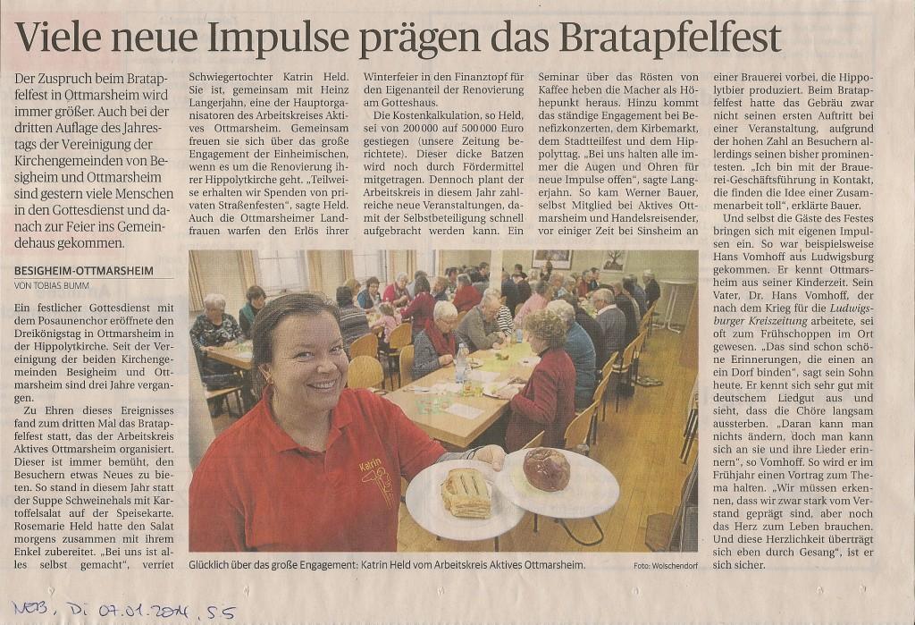 2014-01-07 3.Ottmarsheimer Bratapfelfest NEB